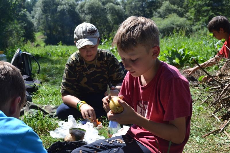 Tábory s Hrubínkou
